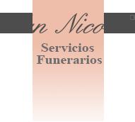 Pompas Fúnebres San Nicolás logo